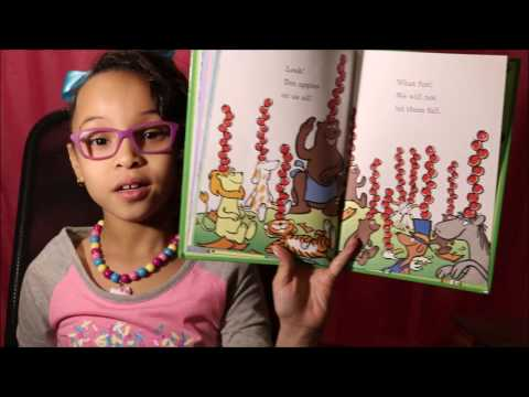 Story time with Zaria - Ten Apples Up on Top