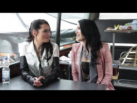 """Within Temptation ft. Tarja - The making of """"Paradise (What About Us?)"""""""