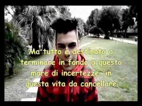 Mattia Cerrito-Lascia stare con testo.