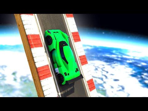 IMPOSSIBLE GTA RACES! (GTA 5 Funny Moments)