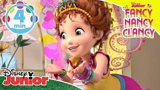 Fancy Nancy Clancy | Fanciest Music Compilation! ? | Disney Junior UK