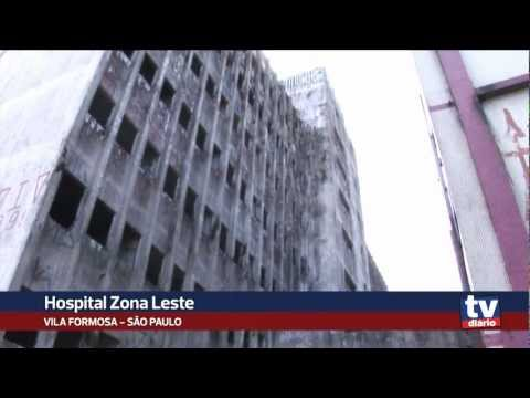 SOS Sampa: Hospital Zona Leste
