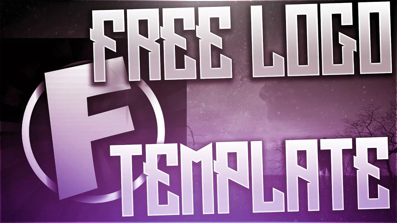 free gfx simple gaming logo template photoshop free logo 2016