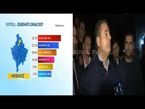 Agim Bahtiri i bindur për fitoren në Mitrovicë- 22.10.2017-Klan Kosova