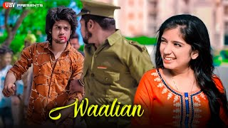 Waalian: Harnoor | Cute Love Story | New Romantic Song 2020 | By Unknown Boy Varun
