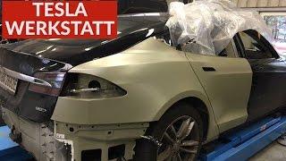 Tesla Model S Reparatur FERTIG + FAIL Road Trip nach Vechta