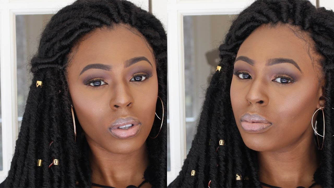 Diy How To Do Individual Crochet Faux Locs No Cornrows Tolarevamps