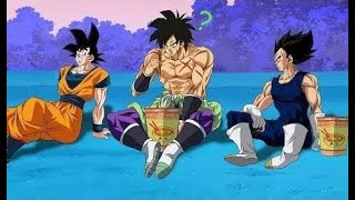 "Dragon Ball Super 2: ""SAGA 2021"" - Bills Entrena a 3 Saiyajins Goku, Vegeta y Broly"