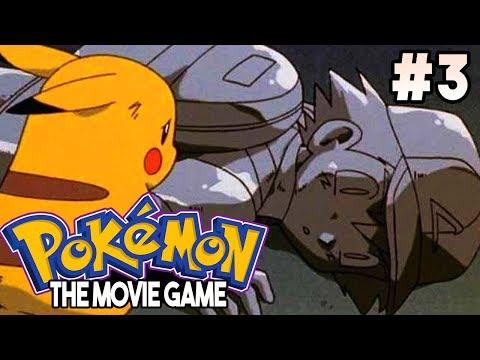 Pokemon The Movie Game Part 3 ASH DIES! Pokemon Fan Game Gameplay Walkthrough