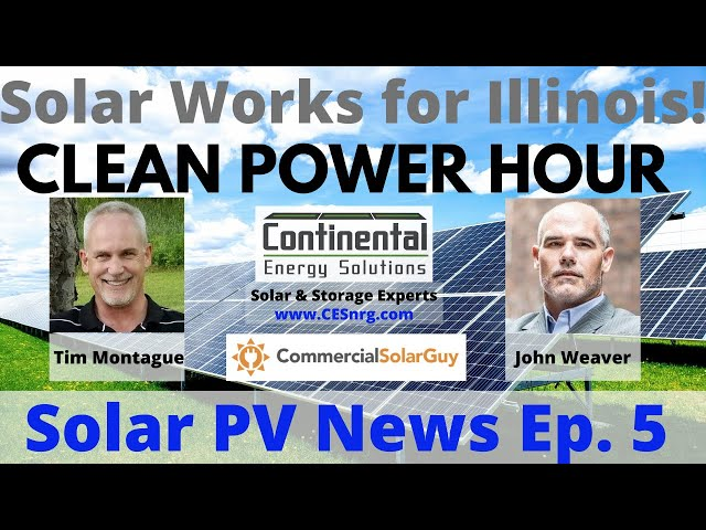 Clean Power Hour Ep.5 - Battery & Solar Safety with Tim Montague & John Weaver