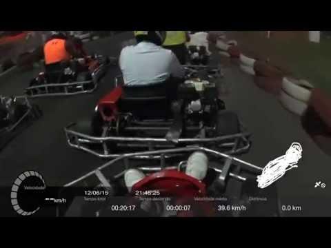 S-kart - 2015 - 4a Etapa - CarreraKart - Brasília - DF (visão George)