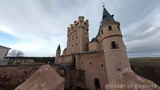 Spain: UNESCO World Heritage Sites VR Showreel