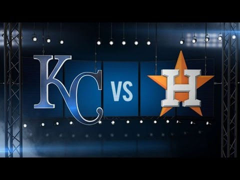 10/12/15: Royals' stunning rally in 8th forces Game 5