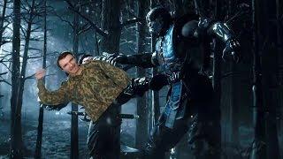 Александр Пистолетов анонсировал Mortal Kombat X