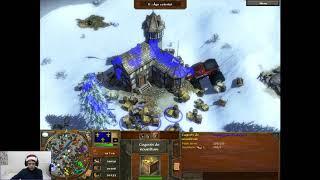 Cheat code Age of Empires 3 ,rencontre avec George Crushington