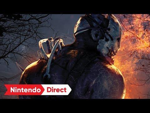 Dead By Daylight [Nintendo Direct 2019.2.14]