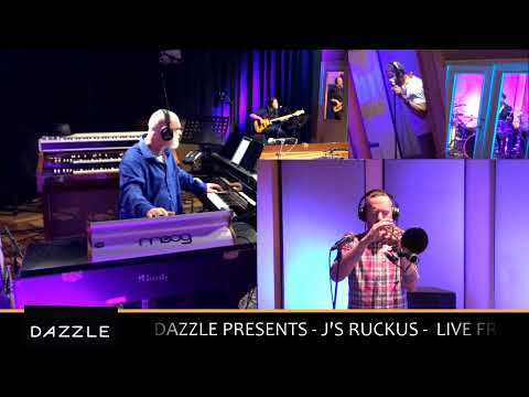 Dazzle Presents - J's Ruckus