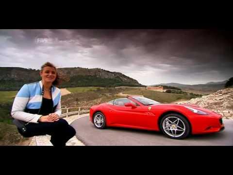 Fifth gear - Ferrari California