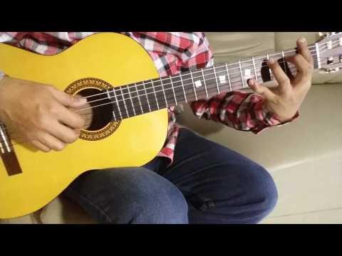 Romaria - Mama Kaulah Bintang (Tutorial Fingerstyle Dan Chord Gitar)   Ilham Andika