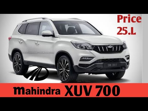 Mahindra Xuv 700 Review Launching Date Price Interior Exterior