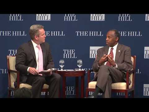 The Hill's Newsmaker Series: HUD Secretary Ben Carson
