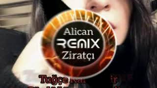 Tuğçe Kandemir Gördüğüme Sevindim Remix ALICAN ZIRATCI Resimi