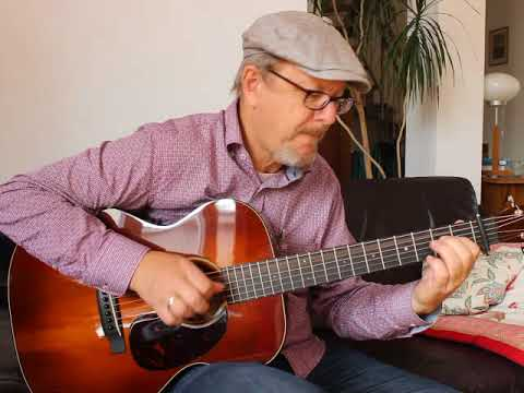 ANGIE (ANJI) - Davey Graham - Fingerpicking Solo-tabs available