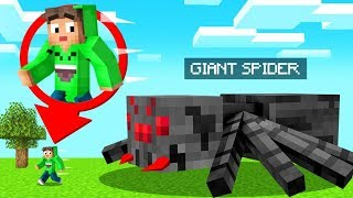 We Added ANGRY GIANT MOBS In MINECRAFT! (Run For Your Life)