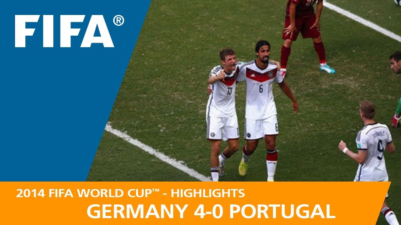 Download Germany v Portugal | 2014 FIFA World Cup | Match Highlights