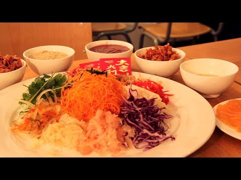 Chinese New Year food: What is Yu Sheng