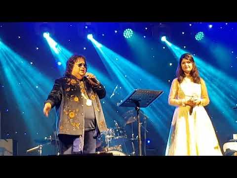 Bappi Lahiri & Garima Kshite | Live In Sydney | Dil Mein Ho Tum  (Hindi & Bengali)