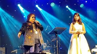 Bappi Lahiri & Garima Kshite   Live In Sydney   Dil Mein Ho Tum  (Hindi & Bengali)