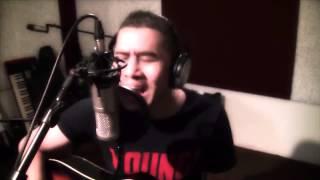 """Kokoh Yanuar & Yun Verde Covering Backstreet Boys """"Drowning"""" at Dream Studio"""