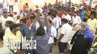 ఎం.పి జితేందర్ రెడ్డి నోటి దూల వల్ల ఏమైందో చూడండి mp jitender reddy controversial comments