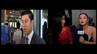 Dewi Perssik masih merajut kasih dengan sahabat Raffi Ahmad, diduga Johnson Yaptonaga - Obsesi 09/02