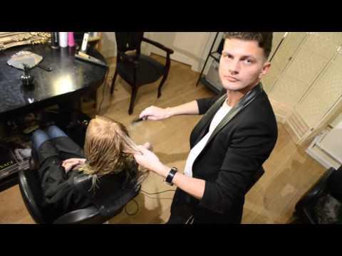 Cheryl Cole's Hair Secret - Celebrities Hair Tips - Hot Scissors Technique @ WS-STUDIO