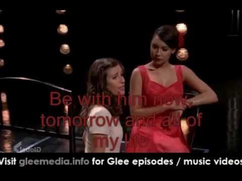 Glee A Boy Like That/ I Have a Love Lyrics