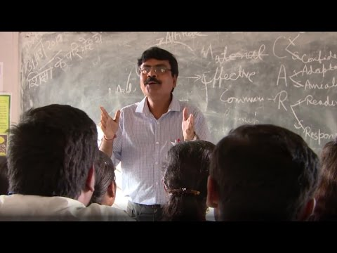 In India's Bihar State, training teachers to deliver quality education