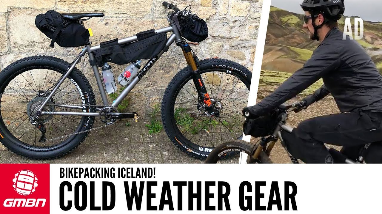 Cold Weather MTB Gear Check | Bike Packing Iceland Ep 1