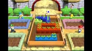 Mario Party 9 - Garden Battle - vs. Master CPUs