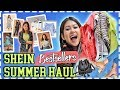 HUGE SHEIN HAUL | 15 BEST PRODUCTS | Summer Outfits For Indian Girls- TRYON |ThatQuirkyMiss