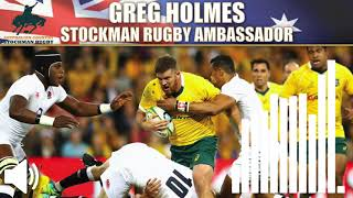 Greg Holmes Interview 27 04 18
