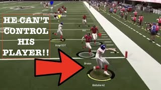 Madden 19 NOT Top 10 Plays of the Week Episode 1 - MADDEN MAKES HIM RUN THE WRONG WAY!