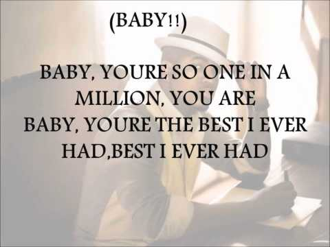NE-YO One In A Million Lyrics