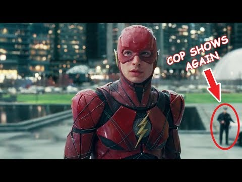 Justice League Movie Mistakes You Didn't Notice