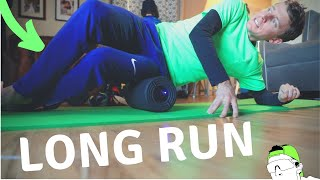 Marathon Training: Long Run Recovery Routine and Tips