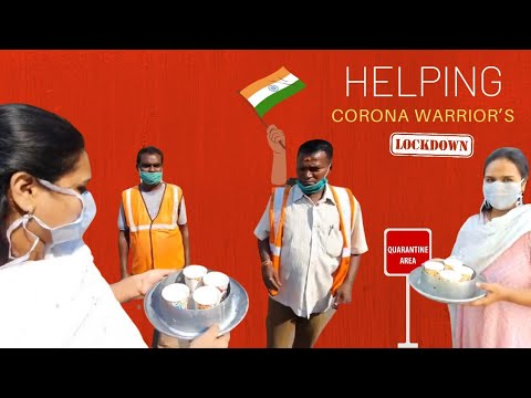 Andhra Friendly Police - Asha Worker - Doctors | Being Sarkar on Easter Day | Social Service #India