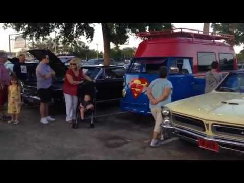 Old Town Kissimmee Car Show Friday