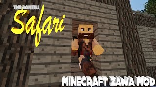 Minecraft Zoo and Wild Animals :: The Dantill Safari :: E01