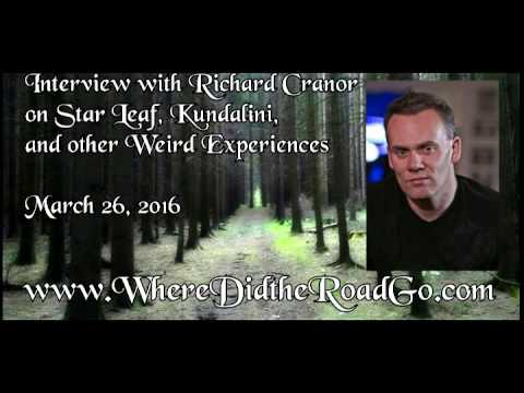 Richard Cranor on Star Leaf and Kundalini   March 26, 2016